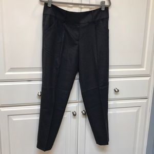 Ann Taylor - Light Charcoal Flannel Pants